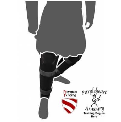 neyman leg guards pair